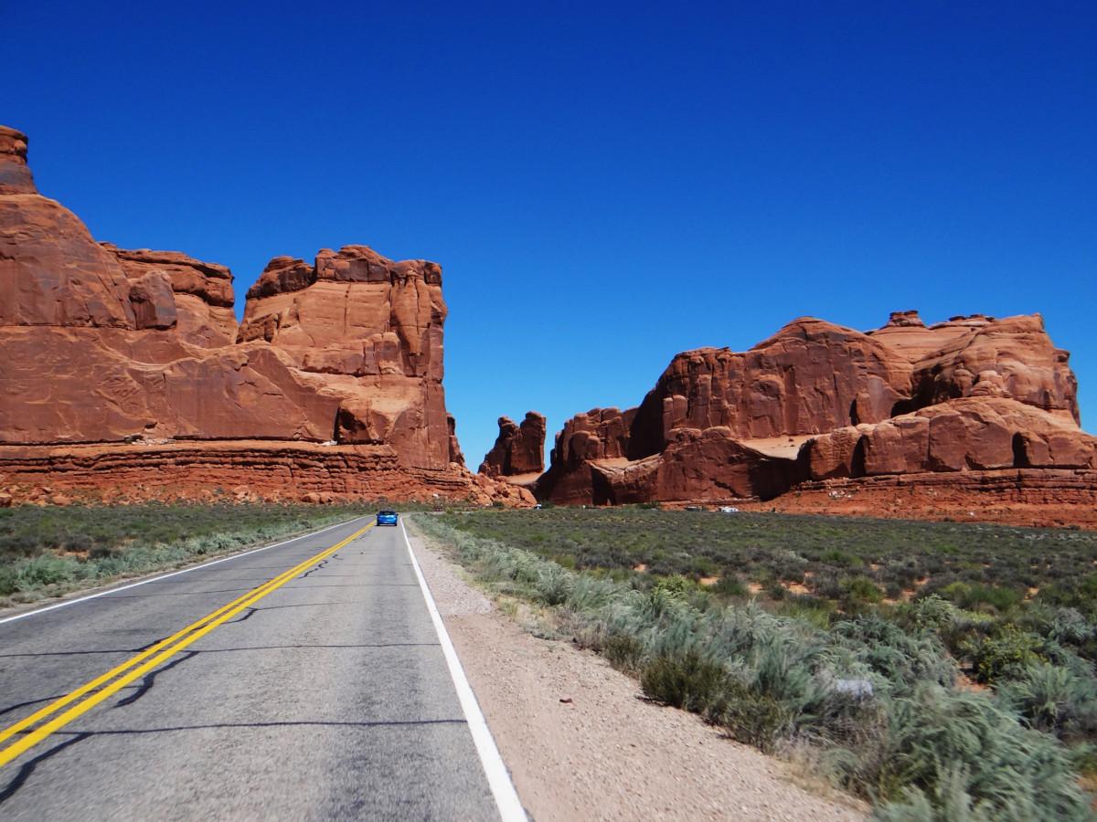 USA Arches National Park Utah