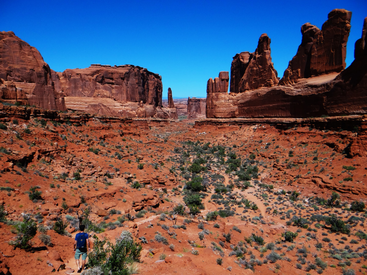 USA Arches National Park Utah