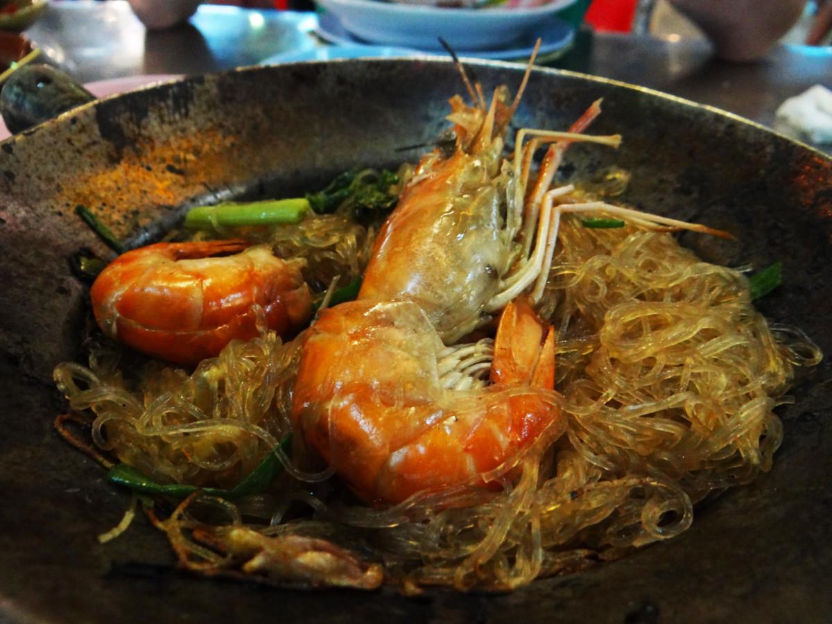 Thailand Bangkok Street food