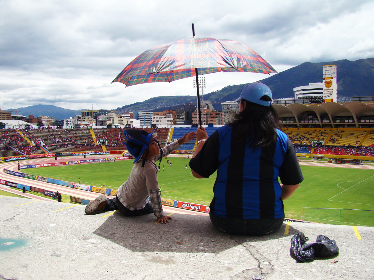 Soccer / Futbol, Quito, Ecuador