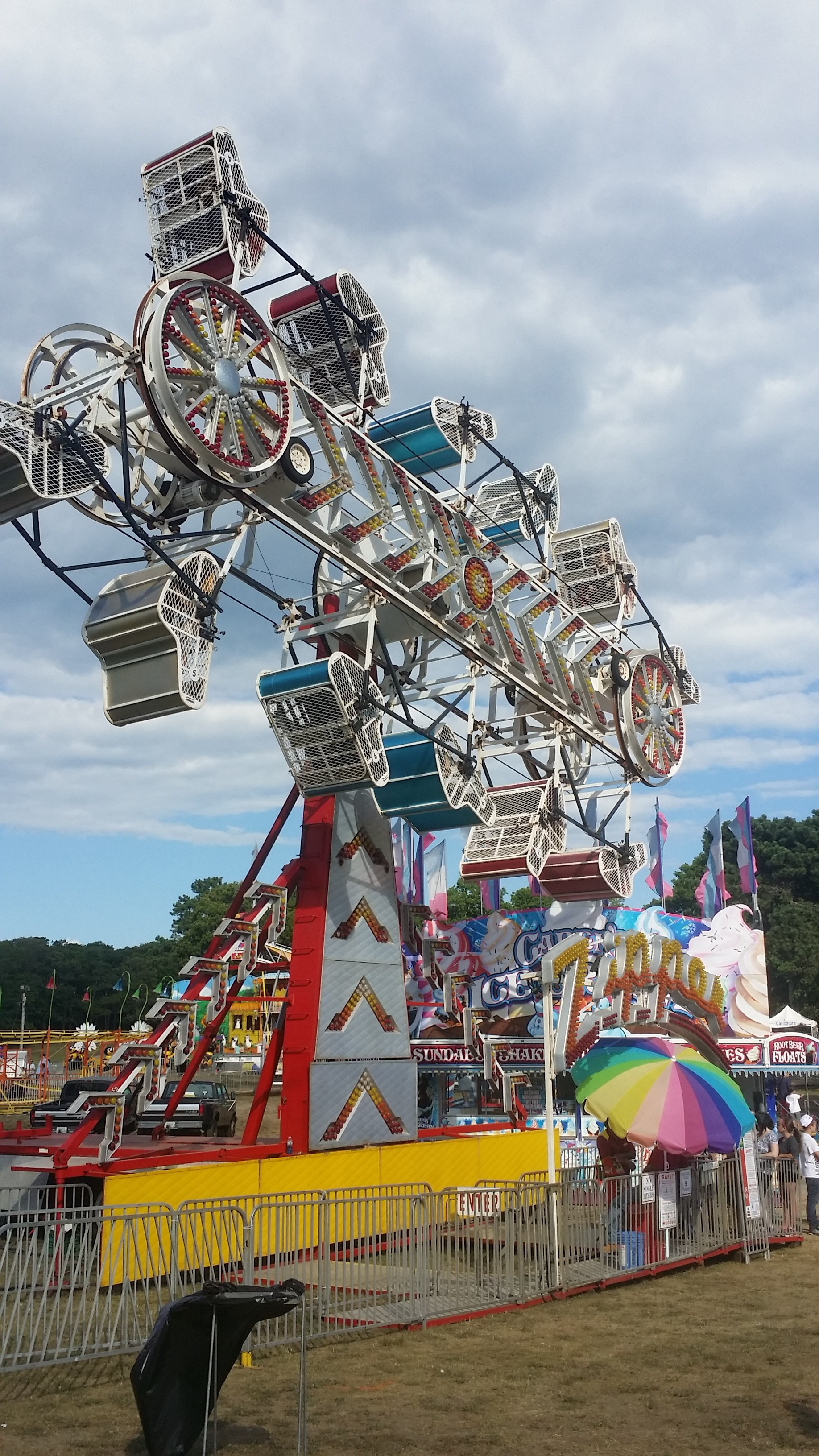 Rides Are One Of The Most Popular Attractions At The