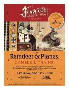 Reindeer & Planes, Camels & Trains