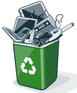 Electronic Waste Facts