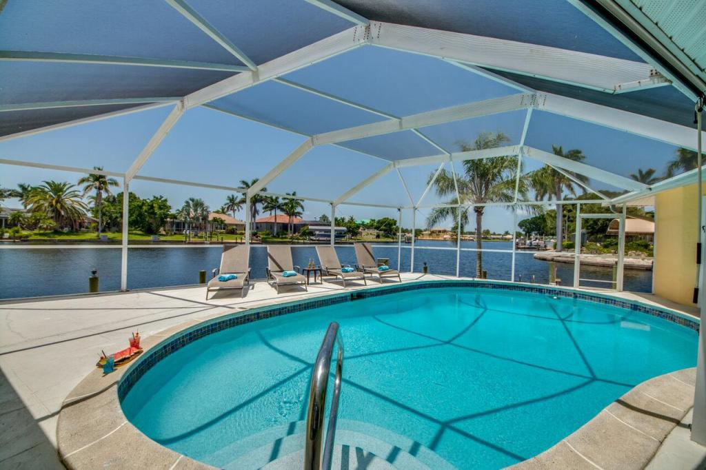 Ferienhaus in Cape Coral mieten Villa Pura Vida mit Pool