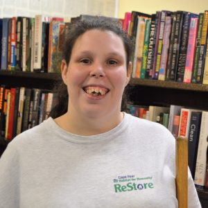 Volunteer Rhiannon Photo