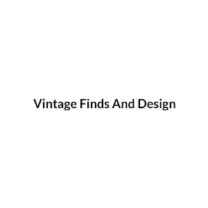 vintage finds and design