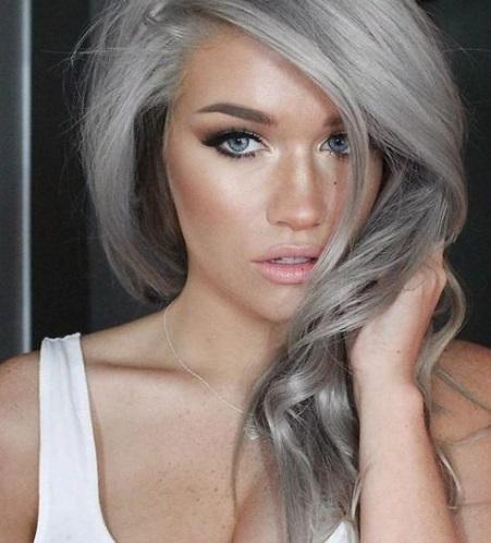 moda capelli e se provassimo un bel grigio fotogallery