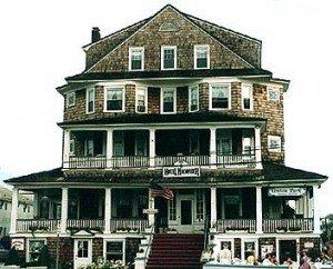 The Hotel Macomber
