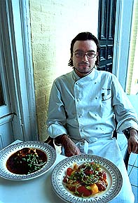 Chef Kevin Pomplun