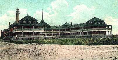 The Shoreham Hotel in 1907