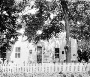 The Eldredge House