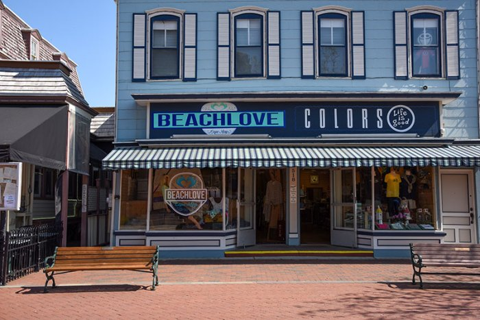BEACHLOVE storefront