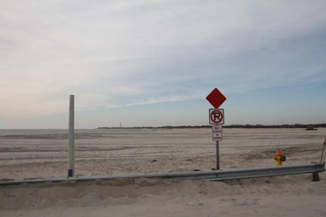 Sand meet Cove