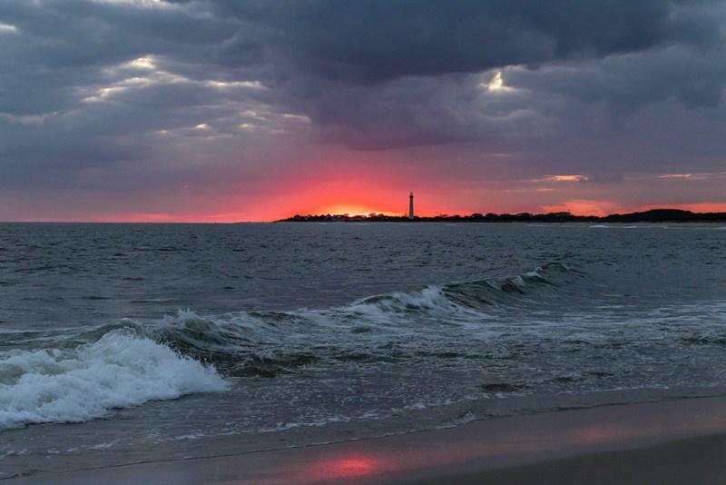 Light at the Horizon