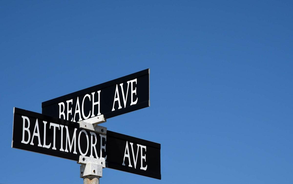 Beach Ave & Baltimore Ave