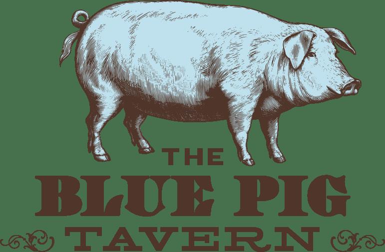 Blue Pig Tavern logo