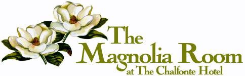 The Magnolia Room logo