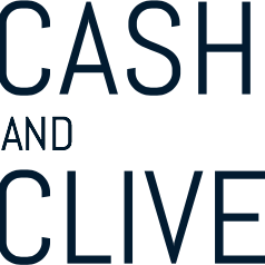 cash and clive logo