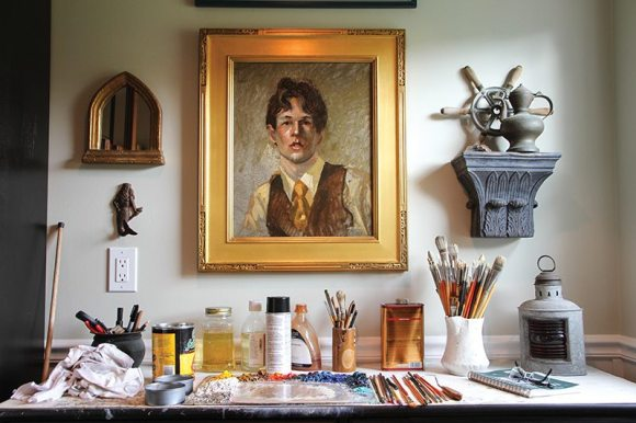 Creative Spaces: A visit to some local artists' enclaves