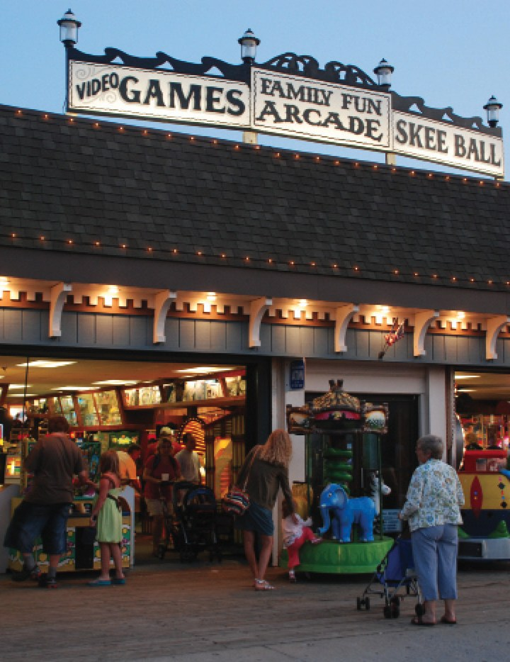 The Ageless Arcades