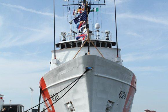 The Coast Guard's Hometown