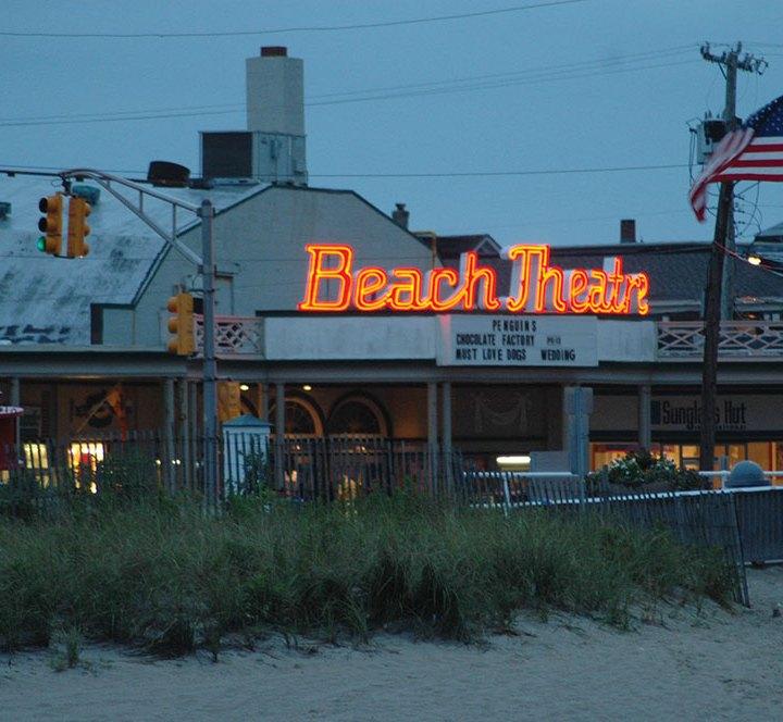 Beach's End