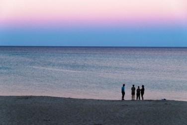 Beautiful Meelup Beach sunset