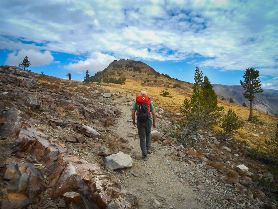 Backpacking gear and advice. What to bring on an overnight hike.