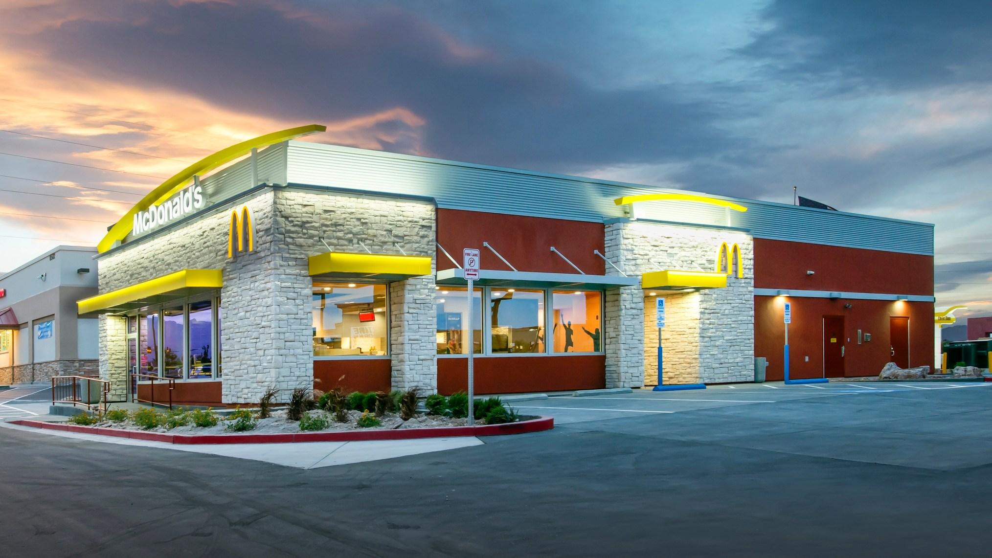 Capgemini rozwija, wdraża i podtrzymuje technologię cyfrową firmy McDonald's