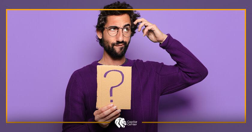 ¿Por qué la Barba no crece de Forma Homogénea?
