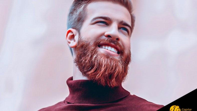 Tendencia de la barba poblada
