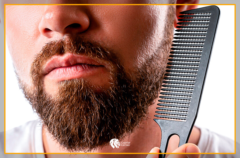 ¿Cómo poblar completamente mi barba?