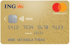 avantages d une carte gold mastercard