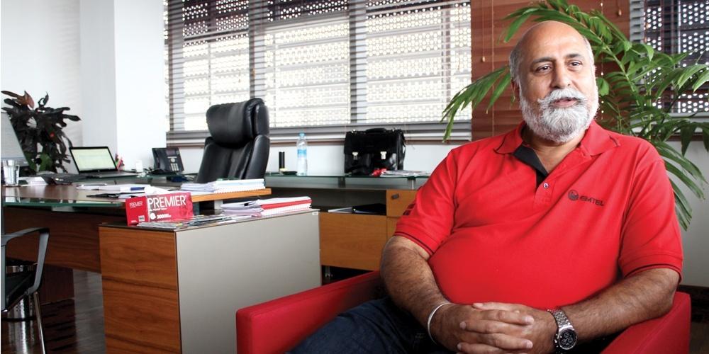 Teddy Bhullar, CEO d'Emtel : « Le marché ne pourra accueillir un nouvel acteur »
