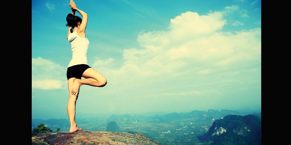 Yoga : Soyons toujours Zen