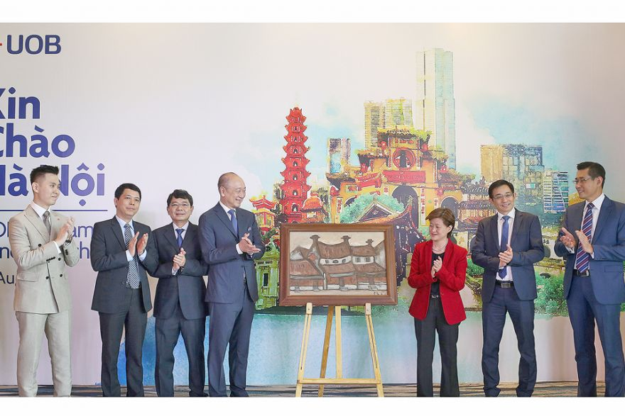 UOB expands in Vietnam with Hanoi branch, Companies & Markets