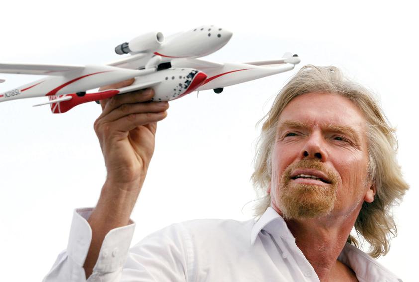 For Virgins :  Tout un symbole de l'entrepreneuriat