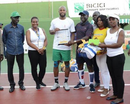 La BICICI accompagne la seconde édition de l'Open TENNIS FOR AFRICA