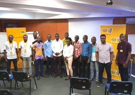 MTN CI présente les 12 projets présélectionnés dans le cadre du Hackathon MoMo Développer dédié aux start-up