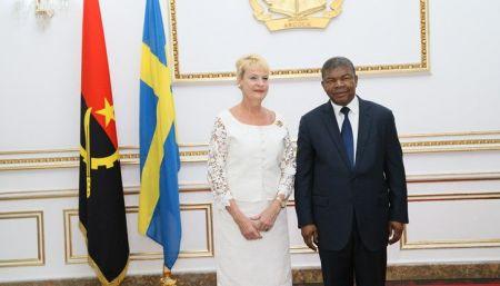 La Suède réitère à l'Angola son aide technologique dans l'éducation, les transports…