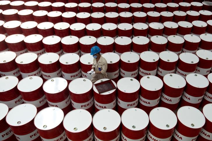 Oil Prices Mixed as API Reports Rising Crude Inventories By Investing.com