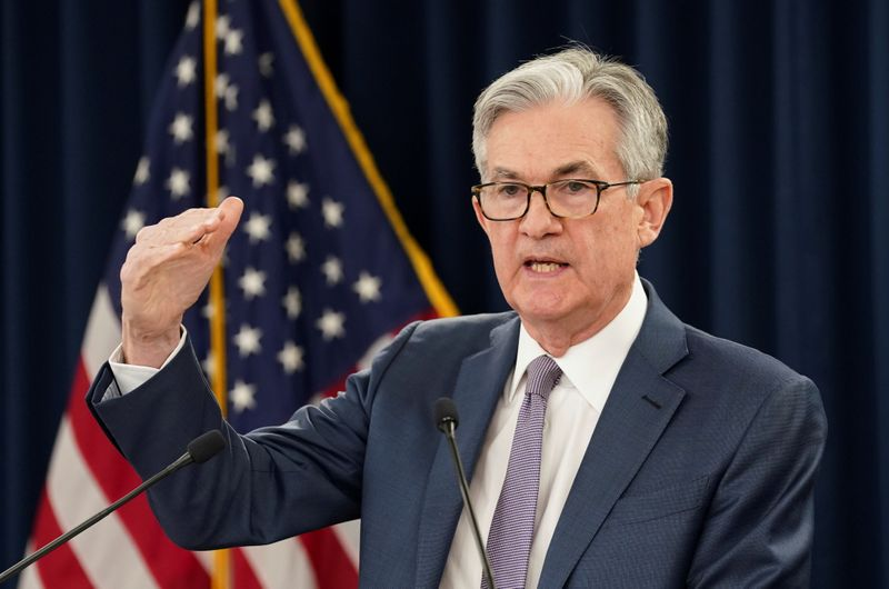 Readout of Fed's March meetings to capture a frenzied policy response By Reuters