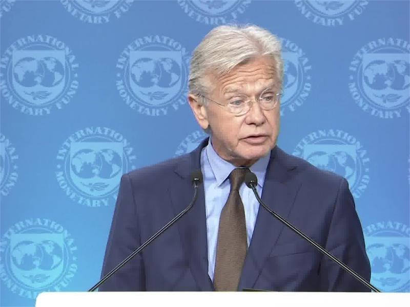 IMF Media Center : IMF Regular News Briefing
