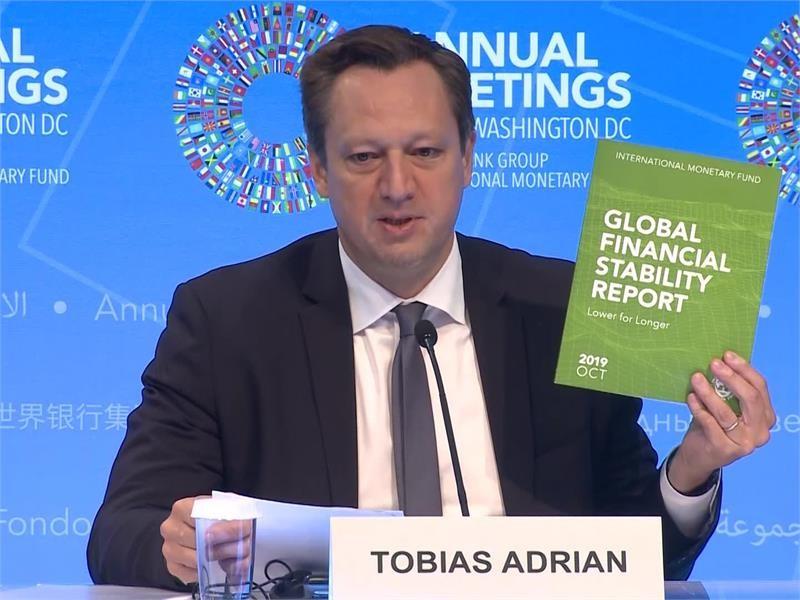 IMF GLOBAL FINANCIAL STABILITY REPORT PRESSER