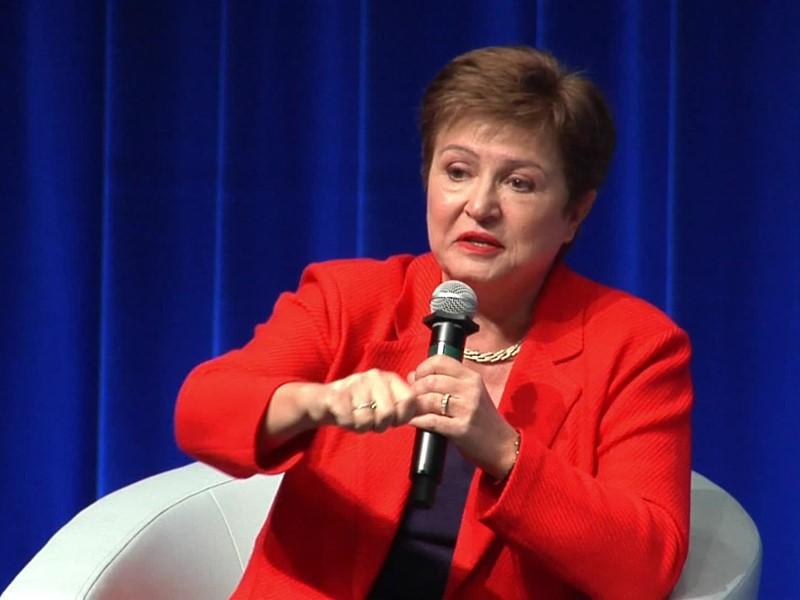 IMF Media Center : IMF Georgieva Debt