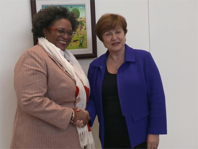 IMF Media Center : IMF Barbados Visit