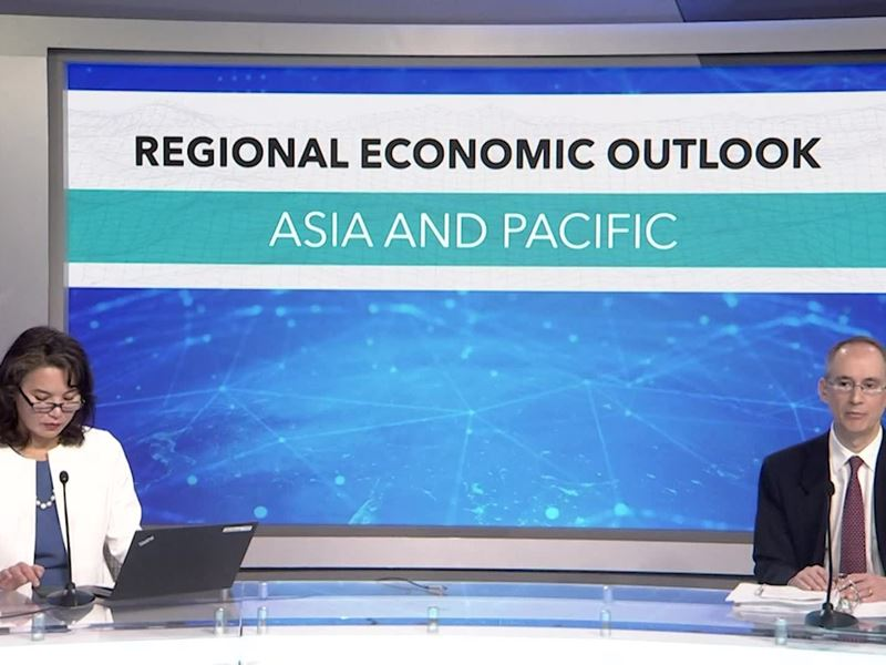 IMF Media Center : IMF Asia Economic Outlook