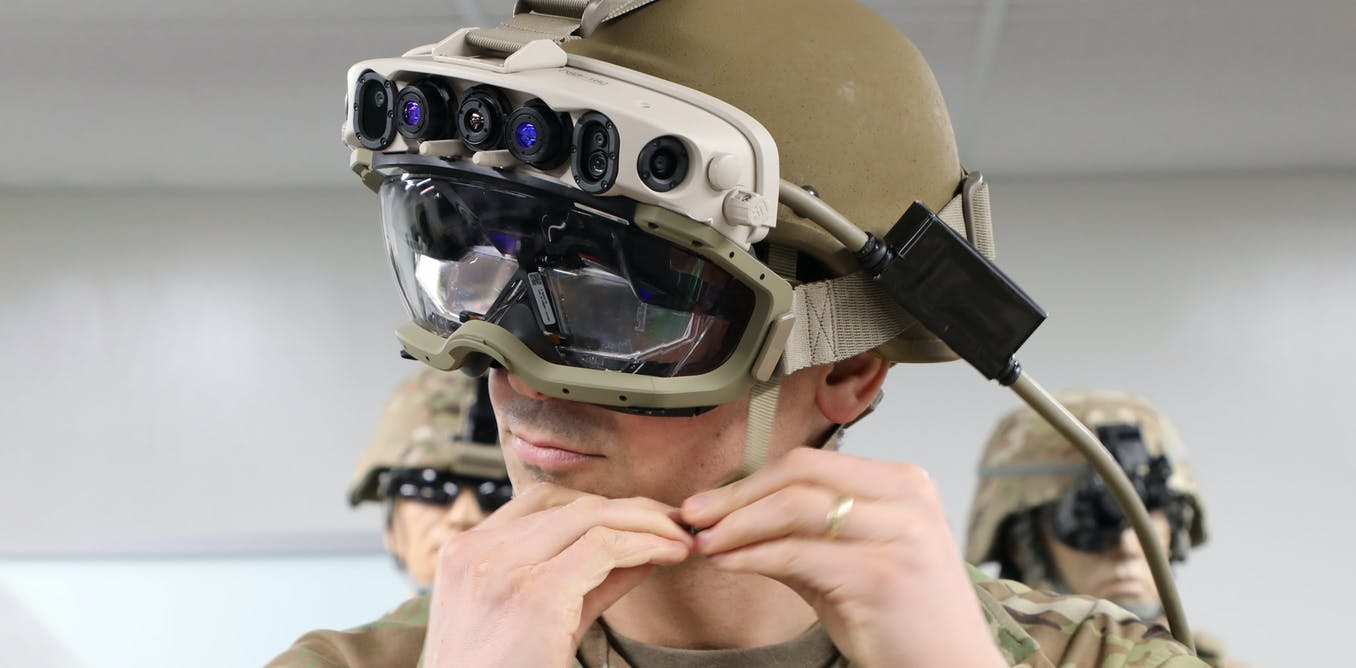 Microsoft to make US$22 billion worth of augmented reality headsets for US Army