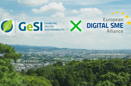 DIGITAL SME joins forces with GeSI to bring digital SMEs to the forefront of the Digital with Purpose Movement