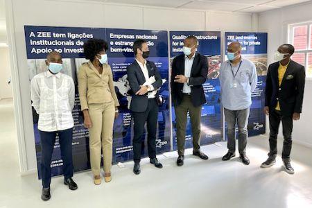 Flash International évalue les opportunités d'investissement en Angola